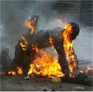 Tunisia: The Burning Men